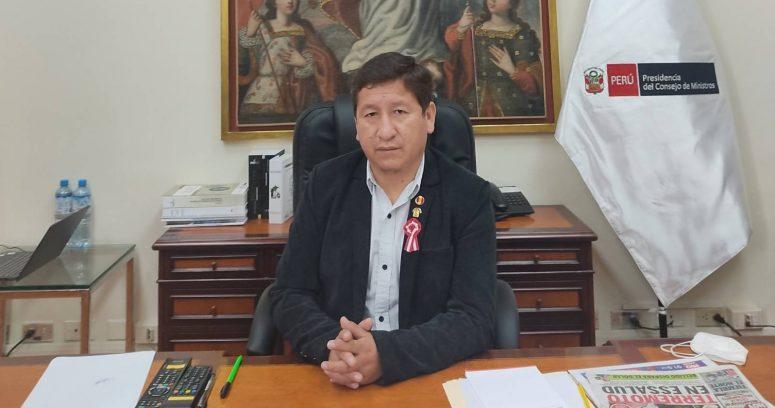 """""""Primer ministro de Perú es imputado por lavado de dinero"""""""