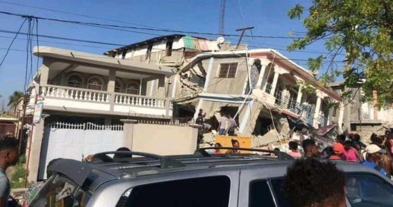 """""""Tormenta Grace lleva a Haití lluvias"""