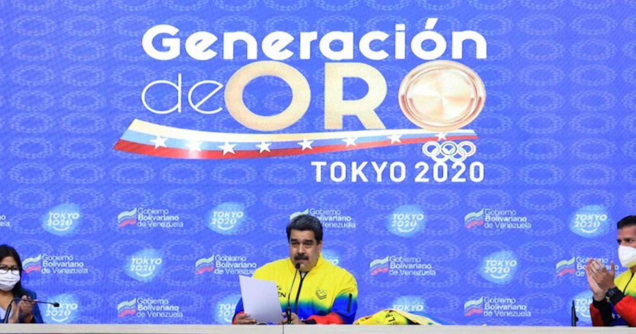 """""""Lo que le hizo la directiva del Fútbol Club Barcelona no tiene nombre"""", señaló Maduro."""