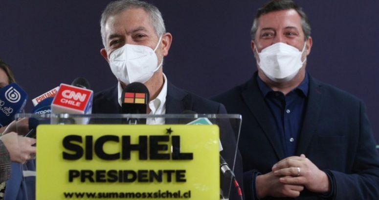 """""""Sebastián Sichel presenta equipo económico liderado por Patricio Rojas"""""""