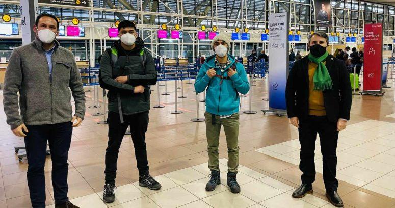PUCV retoma el intercambio de estudiantes suspendido por la pandemia