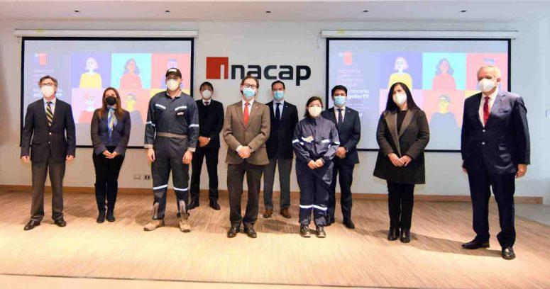 """""""Inacap presenta Programa de Alternancia el que permitirá la formación de estudiantes de liceos técnicos en espacios del IP y CFT"""""""