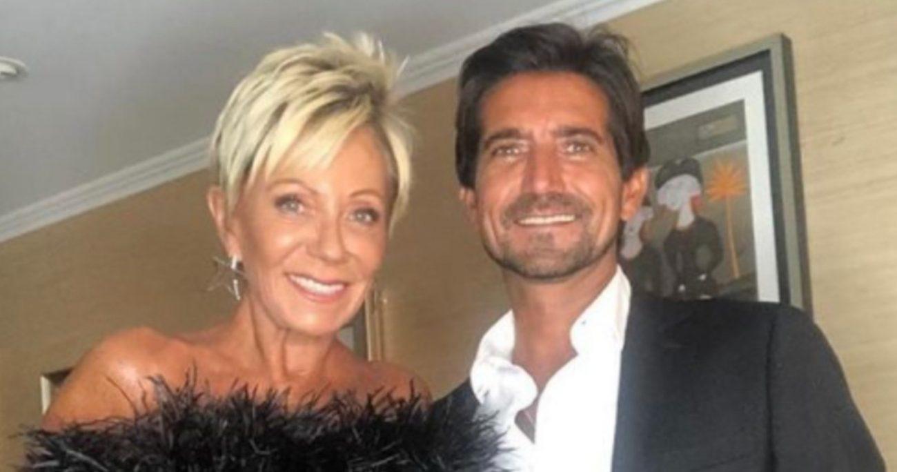 Raquel Argandoña y Félix Ureta llevan más de dos años juntos. INSTAGRAM