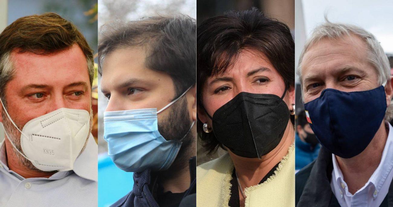 """Sichel es quien lidera a la hora de preguntar """"quién cree que será el próximo Presidente"""". AGENCIA UNO/ARCHIVO"""