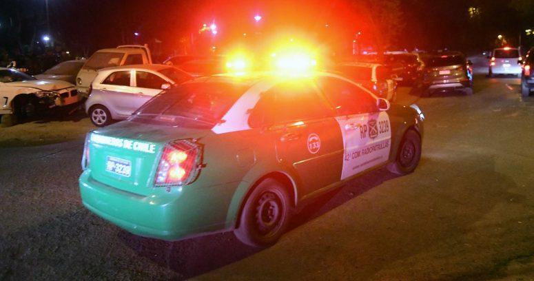 Hombre murió atropellado por mujer que conducía en estado de ebriedad en Santiago Centro
