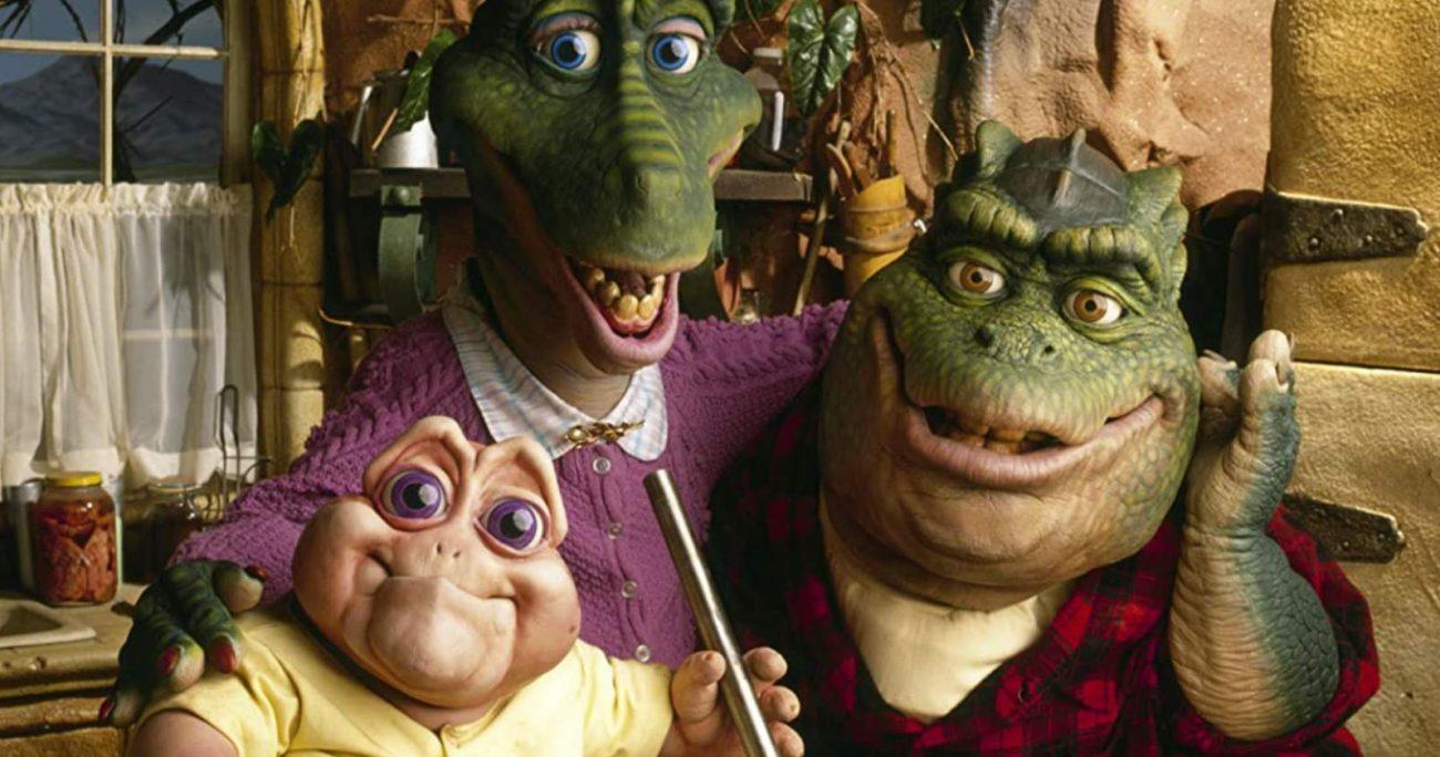En Chile, Dinosaurios fue emitida por Canal 13. IMDB