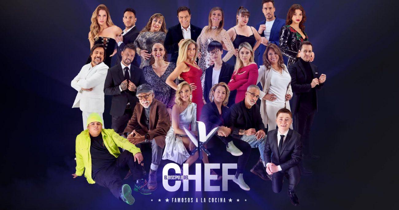 Esta semana, El Discípulo del Chef comenzará a emitirse dos veces por semana. CHV