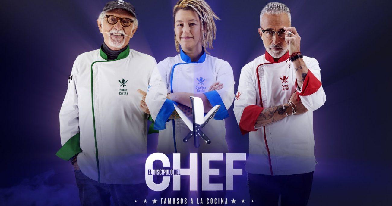 El programa ya ha eliminado a cuatro participantes. CHV