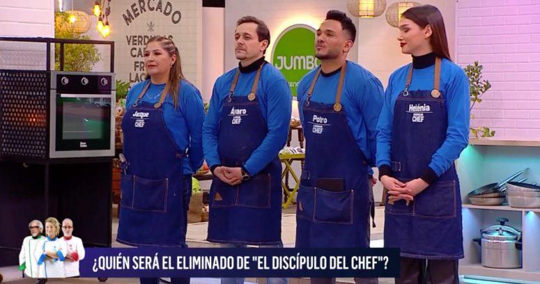 """""""La eliminación en El Discípulo del Chef que emocionó hasta las lágrimas a Gala Caldirola"""""""