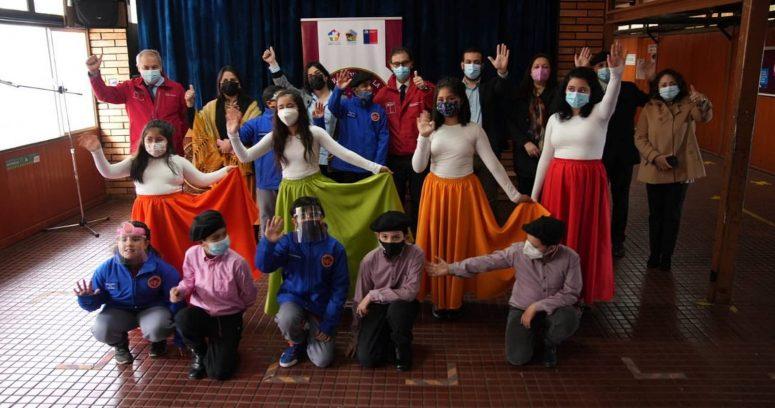 """""""Aysén es la primera región en alcanzar el 100% de sus escuelas abiertas"""""""