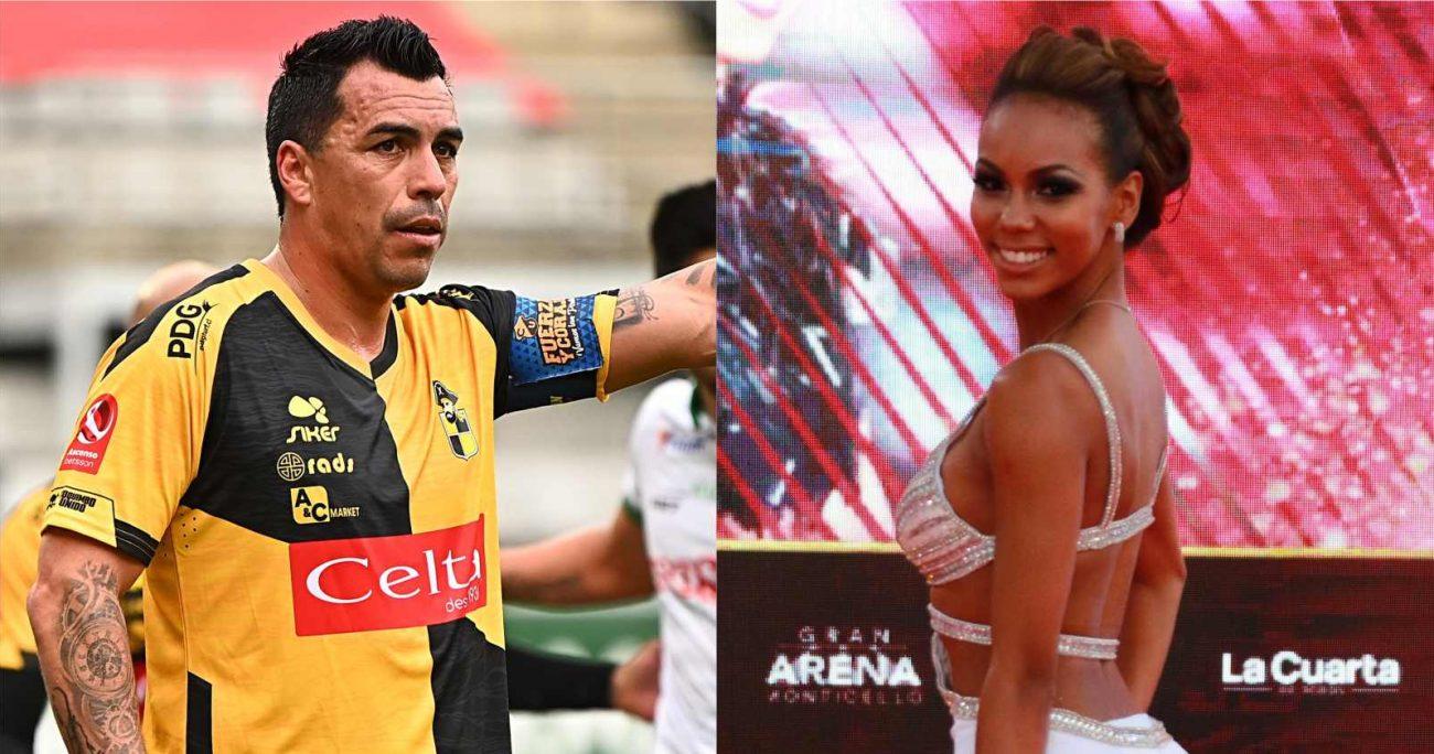 El programa Que Te Lo Digo ha dado a conocer detalles del romance entre el futbolista y la cubana. AGENCIA UNO/ARCHIVO