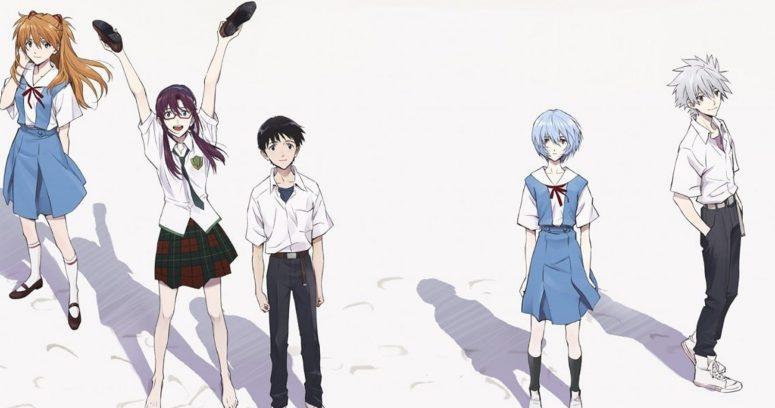 """""""Evangelion: la película que los fanáticos del anime han estado esperando llegó a Amazon Prime"""""""