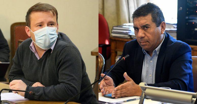 """""""Diputado de RN pide a Chile Podemos   bajar candidatura de Pedro Velásquez"""""""