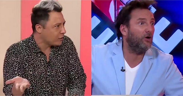 """VIDEO – """"Te estás sobrepasando"""": el tenso cruce de Sergio Rojas y Daniel Fuenzalida"""