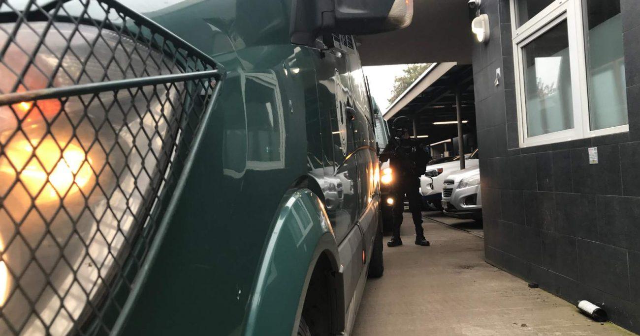 """""""Gendarmería lamenta el agravio provocado por sus declaraciones, tanto a pacientes y a sus familiares"""", indicaron en el documento. AGENCIA UNO/ARCHIVO"""