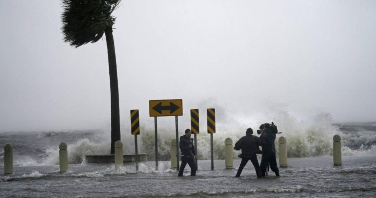 Ida, de categoría 4, es el quinto huracán más potente que ha pasado por tierras estadounidenses.