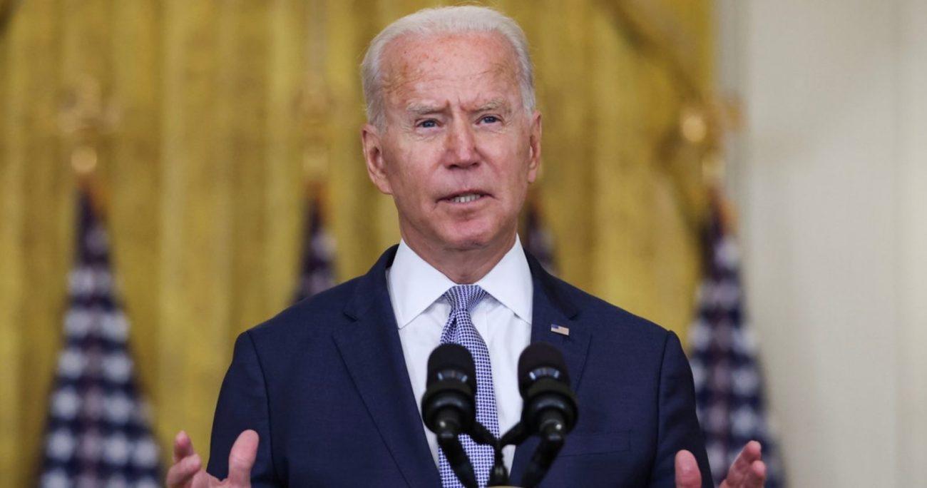 """""""Les dimos todas las oportunidades para determinar su propio futuro"""", aseguró Biden. TWITTER/POTUS"""
