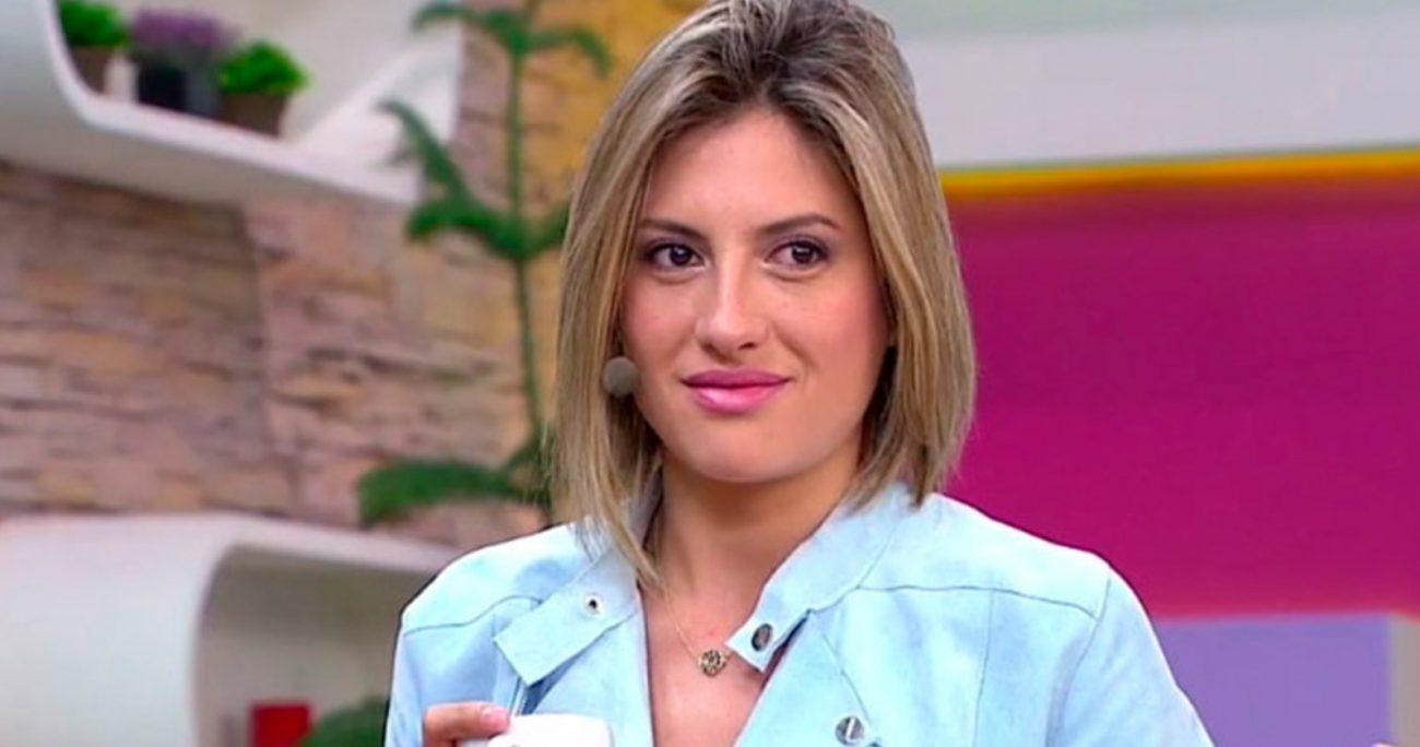 Karen Bejarano renunció al matinal de TVN a fines de 2018 tras una polémica con Ignacio Gutiérrez.