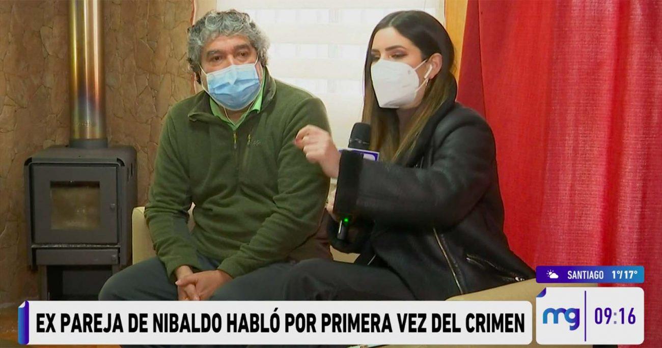 """Leandro Villeas reconoció que """"vi el reportaje. Felicité al canal porque fue bien profesional, pero por qué entrevistar asesinos"""". CAPTURA"""
