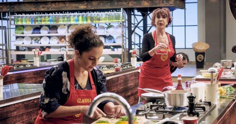 VIDEO – La discusión que protagonizaron Cristina Tocco y Claudia Miranda en MasterChef Celebrity