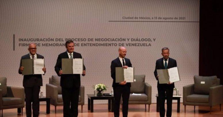 """""""Dictadura de Maduro y oposición confirman reuniones"""