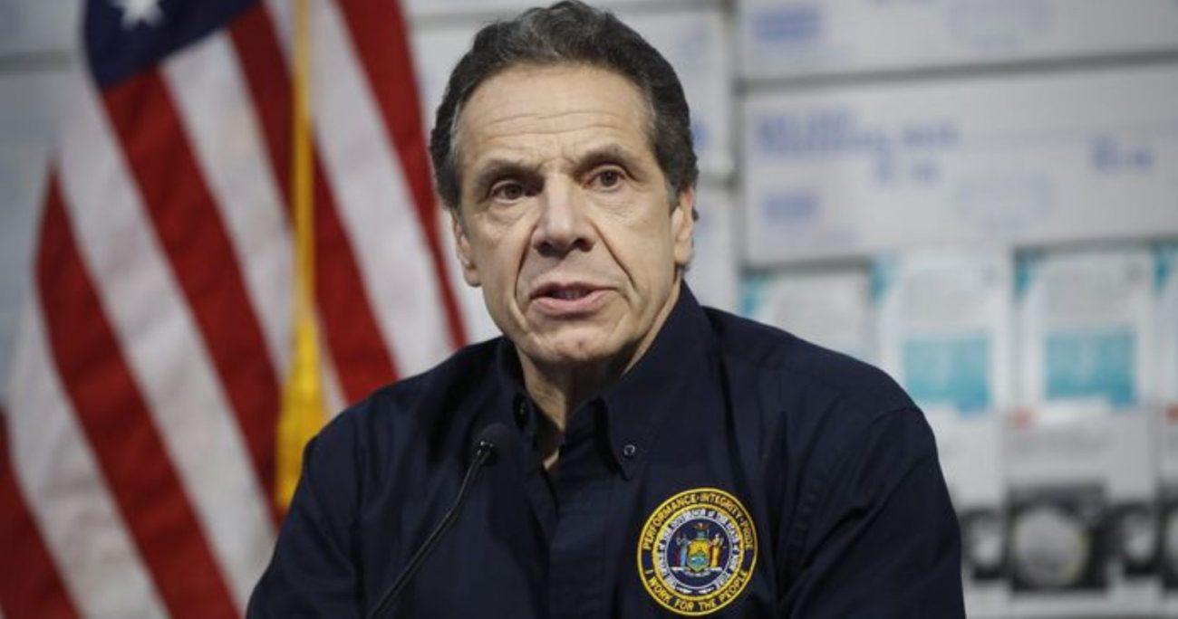 El gobernador demócrata insistió en que no va a renunciar.