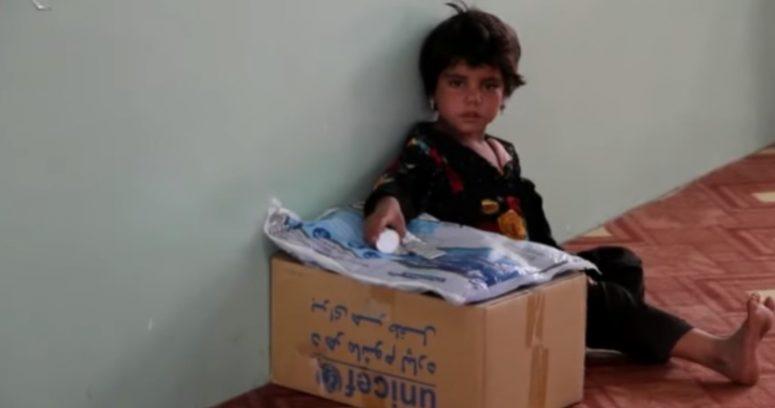 """""""UNICEF advierte que 10 millones de niños afganos necesitan asistencia humanitaria"""""""