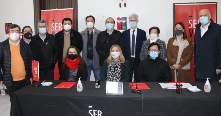 """""""Los candidatos inscritos para llegar al Congreso de Nuevo Pacto Social"""""""