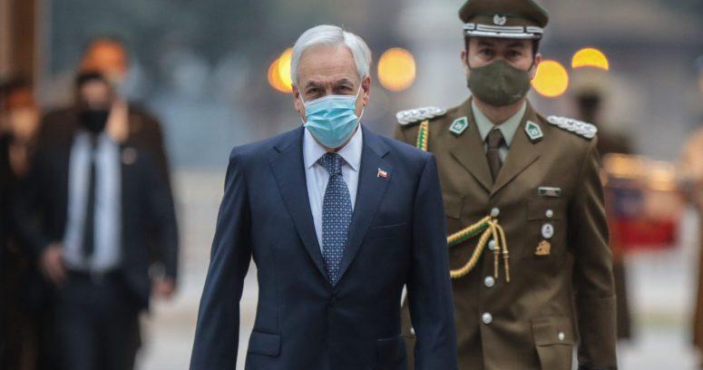 """""""Presidente Piñera confirma envío de ayuda humanitaria a Haití tras terremoto 7,2"""""""