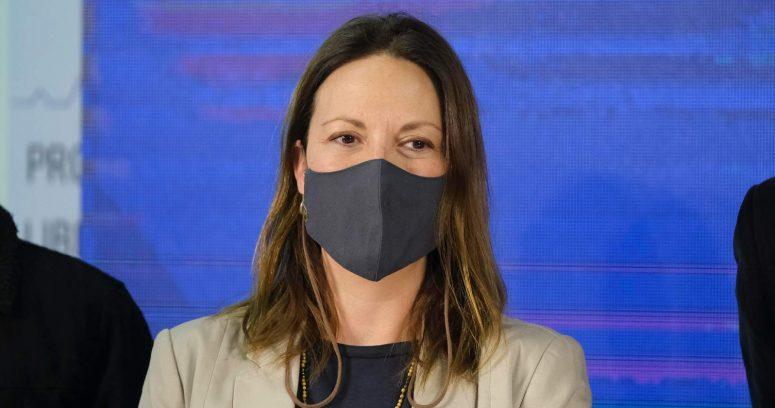 """""""Natalia Piergentili asumió oficialmente como la nueva presidenta del PPD"""""""
