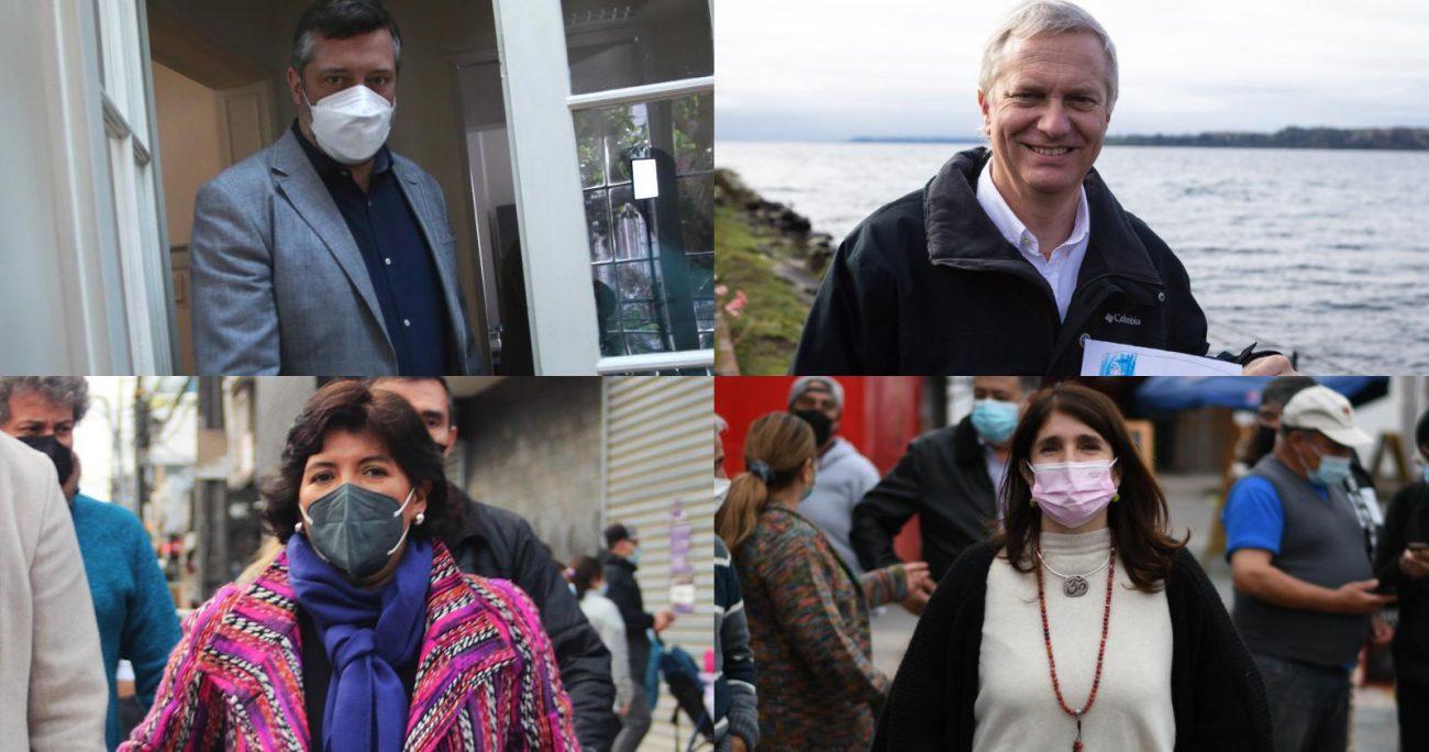El crimen en Tirúa, según el delegado presidencial del Biobío, Patricio Kuhn, estaría vinculado al narcotráfico. AGENCIA UNO/ARCHIVO
