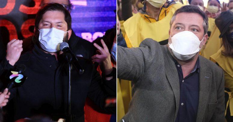 Pulso Ciudadano: Gabriel Boric y Sebastián Sichel lideran la carrera presidencial