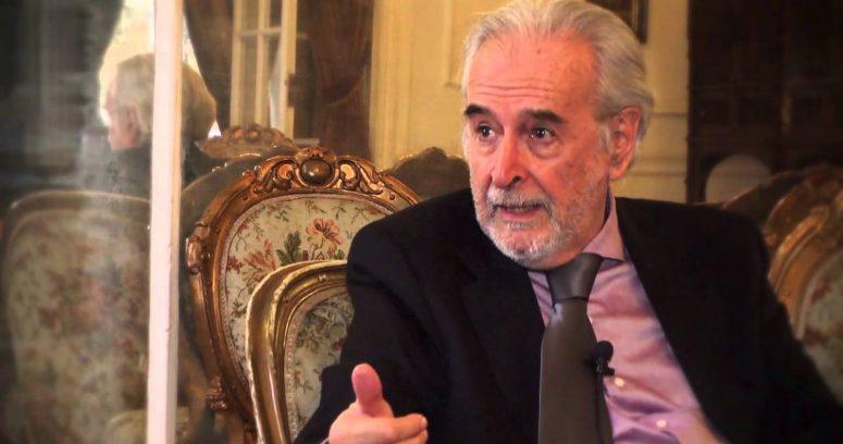 """""""José Rodríguez Elizondo ganó el Premio Nacional de Humanidades y Ciencias Sociales"""""""