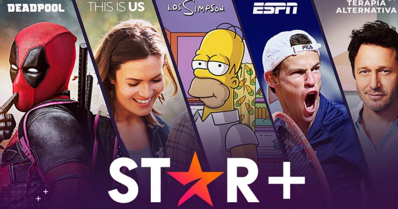 El costo mensual de Star+ es de $8.500.