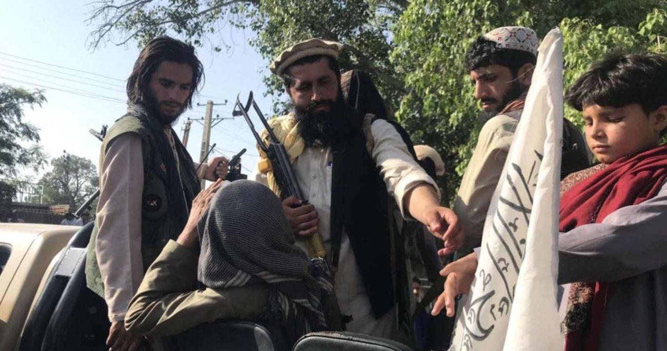 La resistencia local asegura que aún no se ha producido la caída de la provincia de Panjshir frente a los talibanes. TWITTER