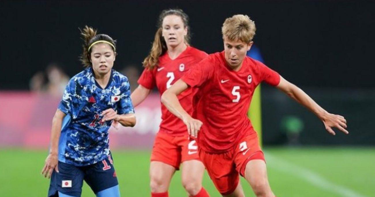 Centrocampista de 25 años, Quinn tiene una larga trayectoria con la selección canadiense de fútbol femenino. INSTAGRAM