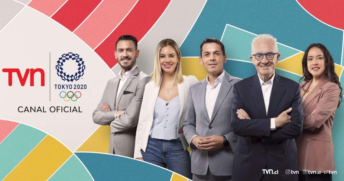 Pedro Carcuro encabeza el equipo a cargo de las transmisiones. TVN