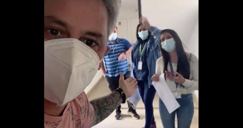 """""""José Miguel Viñuela fue fiscalizado por el Ministerio de Salud en plena transmisión"""""""