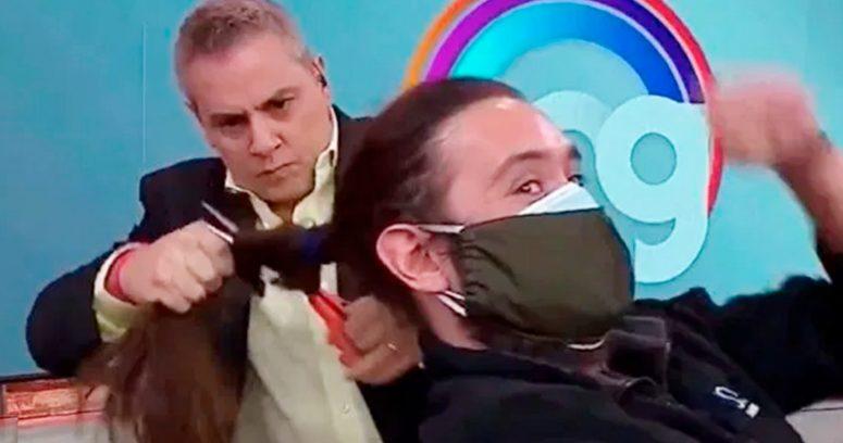 Defensa de camarógrafo de Mega solicitó embargar los bienes de José Miguel Viñuela