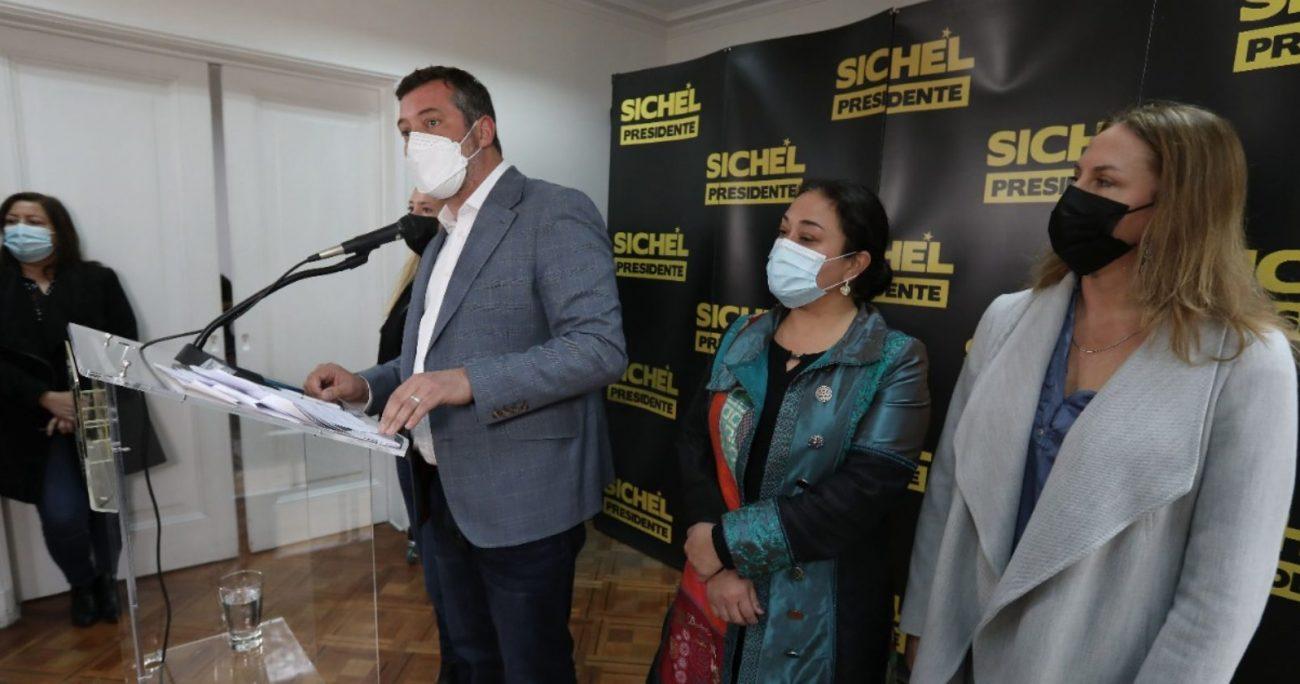 Sichel también propuso eliminar el cuoteo político para la designación de fiscales. CEDIDA