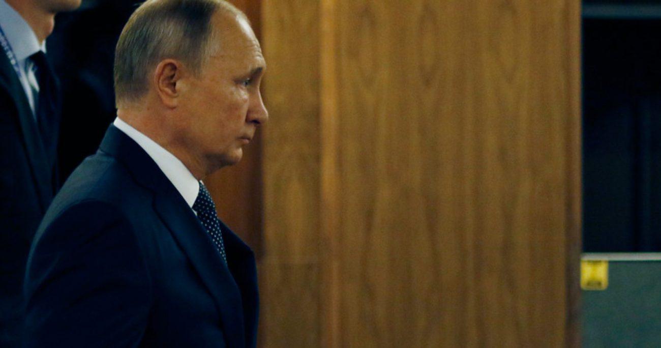 """Putin aseguró que el resultado de la intervención norteamericana """"fue nulo, por no decir negativo. AGENCIA UNO/ARCHIVO"""