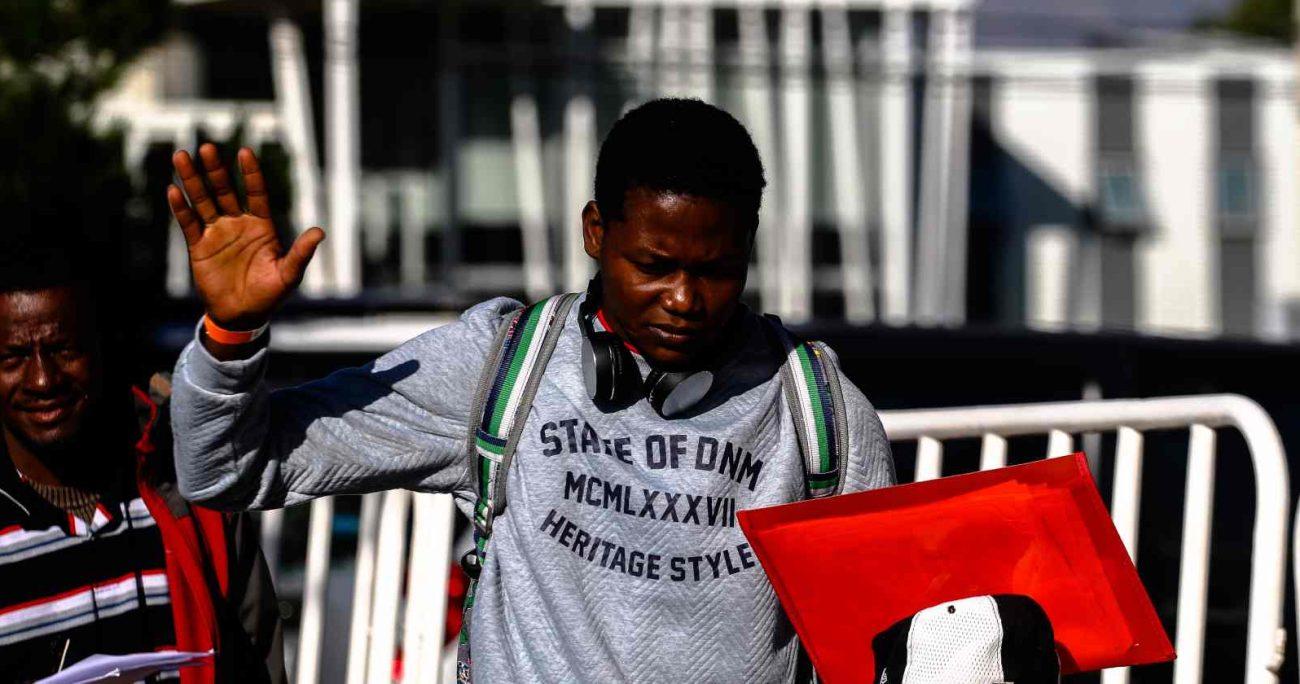 El gobierno estadounidense insistió en que esteno es el momento para que los indocumentados lleguen al país. AGENCIA UNO/ARCHIVO