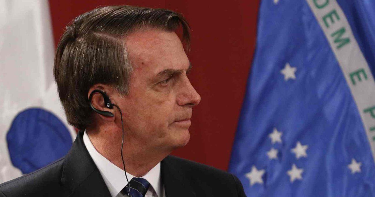 Bolsonaro fue el primer político en tomar la palabra ante el foro de Naciones Unidas. AGENCIA UNO/ARCHIVO