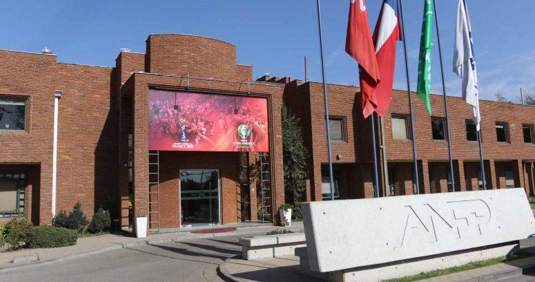 """""""Corte Suprema ratificó multa de US$ 2,5 millones en contra de la ANFP"""""""