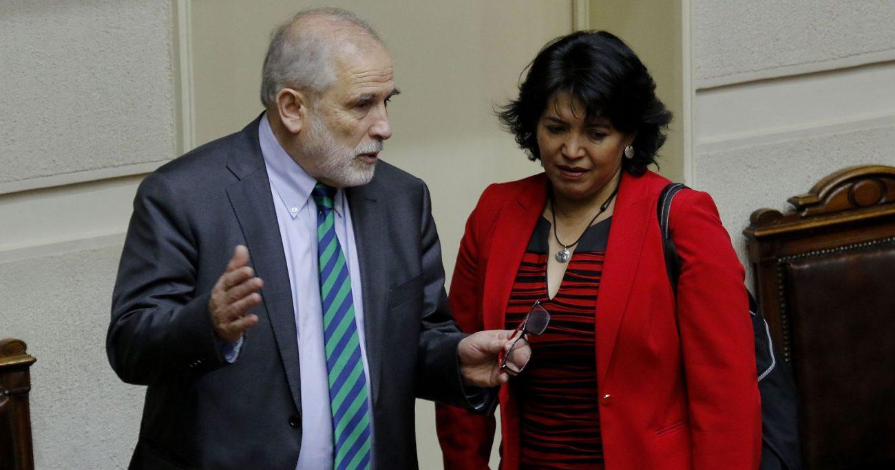 Provoste obtuvo un 9% de las preferencias en la última encuesta Cadem. AGENCIA UNO/ARCHIVO