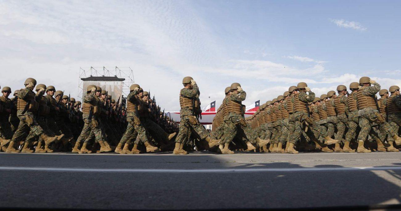 En el acto se homenajearán a las víctimas del COVID-19 y se reconocerá la labor de las Fuerzas Armadas en la crisis. AGENCIA UNO/ARCHIVO
