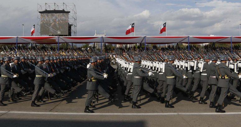 """""""PPD y vuelta de la Parada Militar:"""
