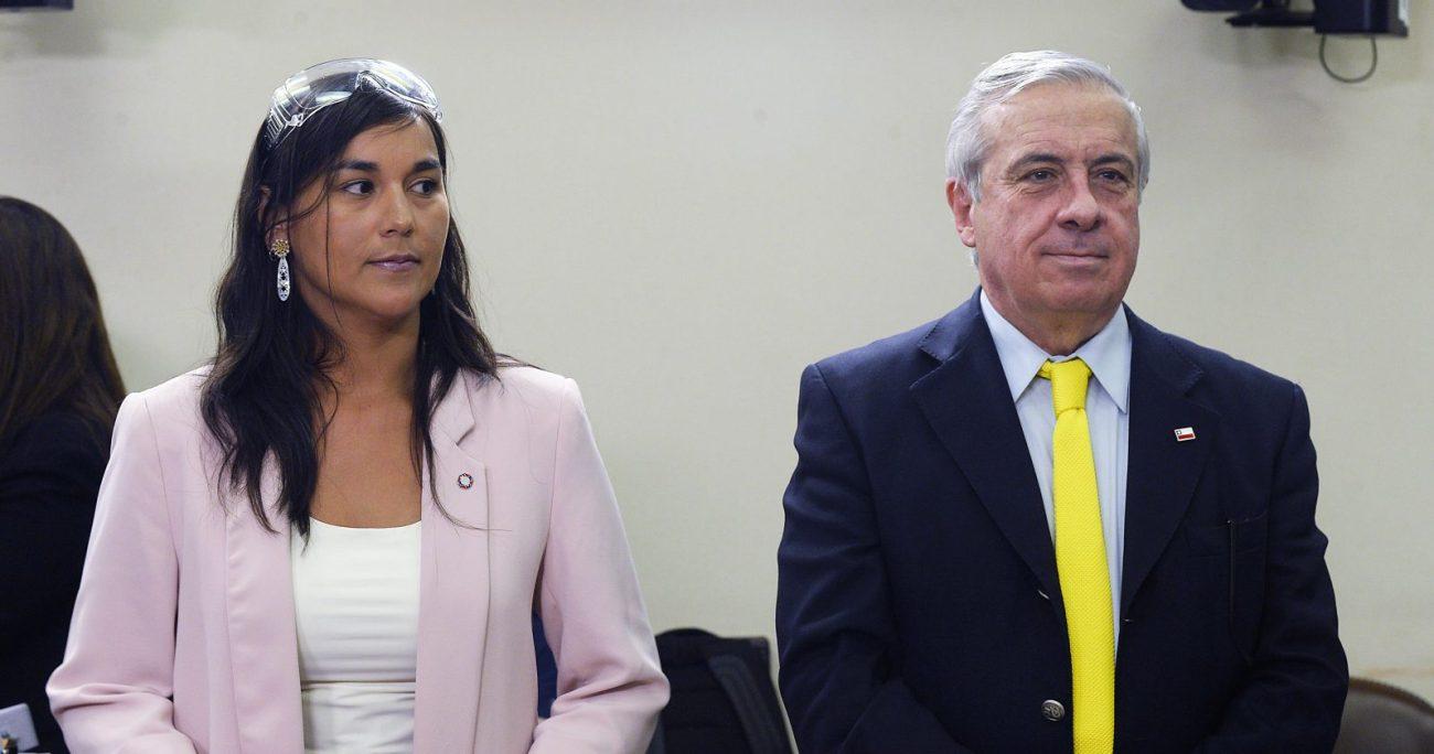 El candidato a senador por la RM afirmó que el estado de excepción debería mantenerse en el norte del país. AGENCIA UNO/ARCHIVO