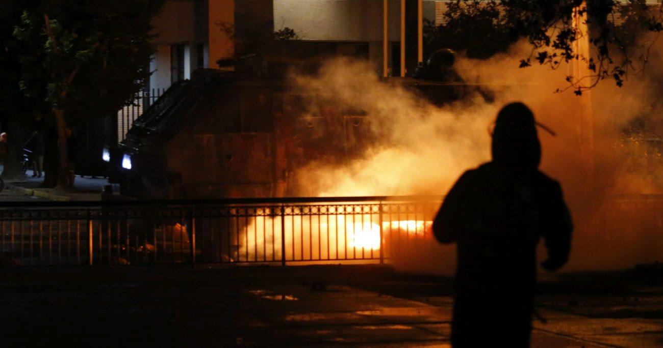 Los detenidos fueron acusados de participar en diversos hechos de violencia en el campus de la casa de estudios. AGENCIA UNO/ARCHIVO