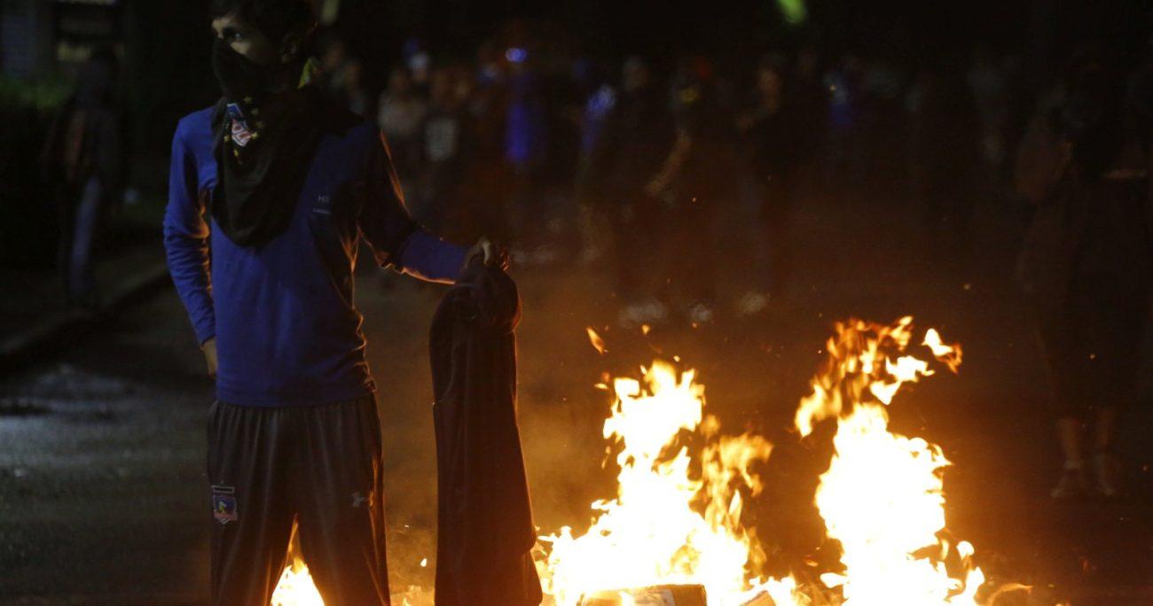 Los hechos de violencia en el campus universitario se registraron durante el mes de febrero de 2020. AGENCIA UNO/ARCHIVO